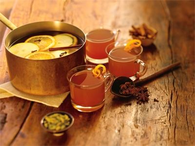 Home | Alpine Spiced Apple Cider | Continental Mills