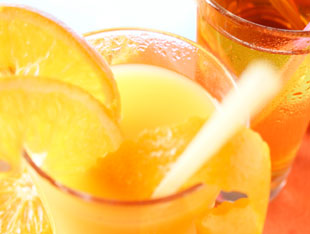 Apple Orange Spritzer