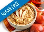 Sugar Free Spiced Oatmeal